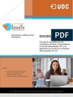 Proyecto DOCENTES 2.0 version final