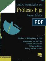 Fundamentos Esenciales en Protesis Fija - Shillingburg