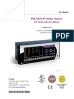 GE F60 Manual- f60man-x1