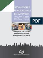 informe migraciones internacionales 2015_sp