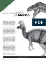 Dinosaurios de México
