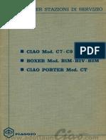 Manuale Officina 1971 Prima Parte