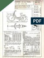Certificato Omologazione 1967-71 Opt