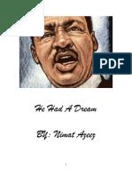 he had a dream  pdf