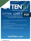 Otten Jobs Plan