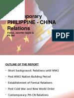 Philippine-China Relations