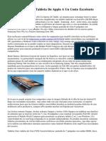 Tablet Ipad Pc, Tu Tableta De Apple A Un Coste Excelente