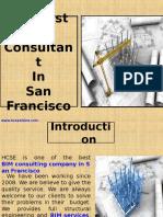 Hire Best BIM Consultant In San Francisco