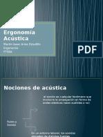 Ergonomía Acústica