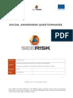 Social Awareness Questionnaire