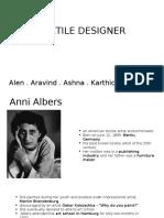 Cta Textile Designers