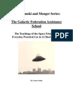 The Adamski and Menger Series