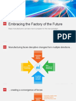 Embrace the Future of Manufacturing With Infor