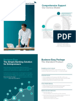 Business Easy Brochure En