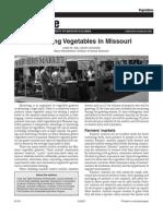 Marketing Vegetables in Missouri