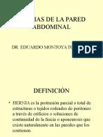 Hernias de La Pared Abdominal (Clase) 14