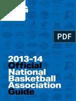 2013 - NBA - Guide