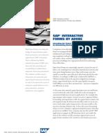 Brief Interactive Forms Adobe