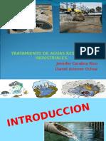 Expocision Aguas Residuales Industriales, TRATAMIENTO