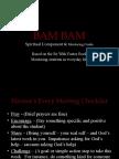 bam bam spirtual component and mentoring guide