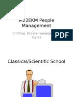 M22EKM People Management