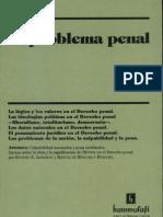 Bettiol, Giuseppe - El problema penal