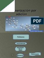 Polimerización por adición