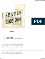Abacus Guide Book