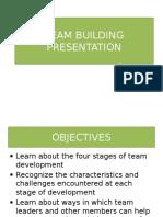 Team Building Presentation Paul Kastigu