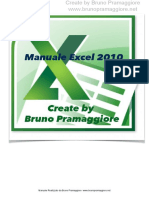 Manuale Excel 2010