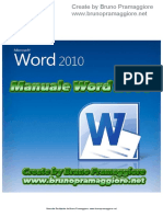 Manuale Word 2010