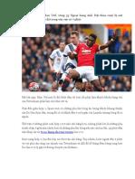 Ty So Bong Da Truc Tuyen Tottenham 3-0 Man Utd