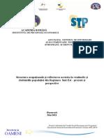 359_Structura Ocupationala Si Reflectarea Acesteia in Veniturile Si Cheltuielile Populatiei Din Regiunea Sud Est