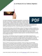 Ábrete Una Ventana Al Planeta De Las Tabletas Digitales