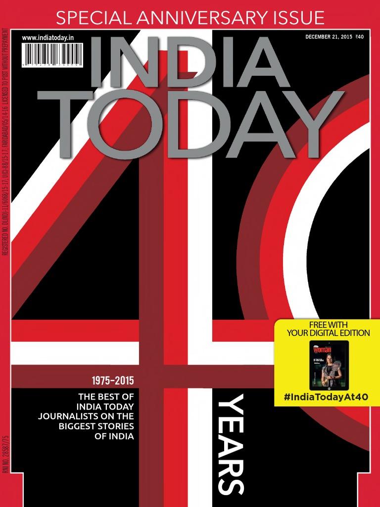 cfb13104c88b India Today-21 Dec 2015(Spl anniversary Issue) (Untouched)  Dr.Siddhu .pdf
