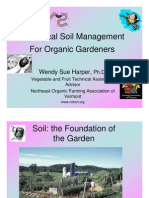 Ecological Soil Management for Organic Gardeners - Details