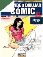 Aprende a Dibujar Comic Vol 1