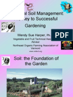 Ecological Soil Management - The Key to Successful Gardening - Introduction
