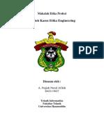 Contoh Kasus Etika Engineering