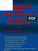 Disaster Management Earthquake Ppt 1-40am
