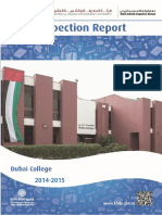 KHDA Dubai College 2014 2015
