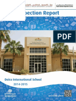 KHDA Deira International School 2014 2015