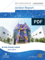 KHDA Al Safa Private School 2014 2015