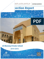 KHDA Al Shurooq Private School 2014 2015
