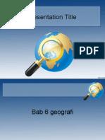 BAB 6 GEO