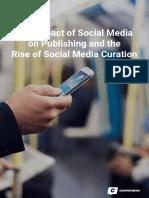 Impact of Social Media on Publishing