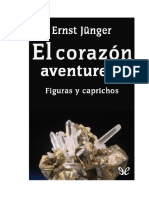 Junger Ernst - El Corazon Aventurero