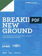 Americas Alternative Finance Report