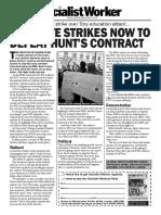 Junior Doctors Strike Update 7 April Outside London