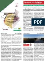 Boletín 'Muévete por Bollullos' Abril 2016 N26